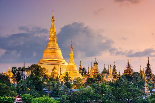 Vé khuyến mại áp dụng trên đường bay Hà Nội - Yangon (Myanmar).