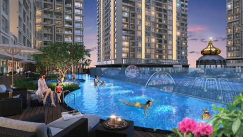 Dự án được trang bị hệ thống tiện ích với các tiêu chuẩn bám sát quy định xây dựng của căn hộ hạng A.