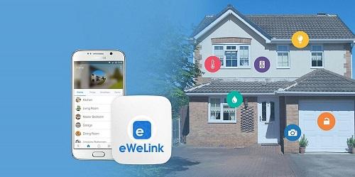 eWeLink cung cấp đa dạng các thiết bị và giải pháp nhà thông minh, phù hợp với nhu cầu của mỗi gia đình.