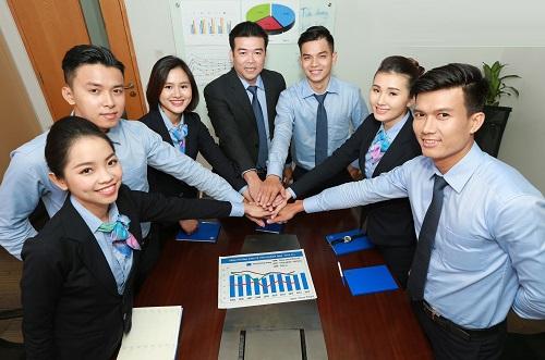 SCB tổ chức ngày hội tuyển dụng cho sinh viên, người có đam mê ngành tài chính.