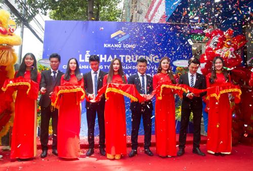 Địa ốc Khang Long khai trương chi nhánh thứ 3 tại Biên Hòa.