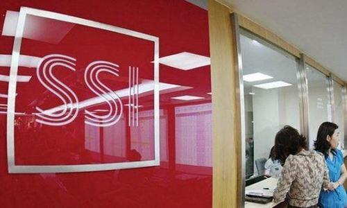 SSI lãi gần 400 tỷ trong quý II