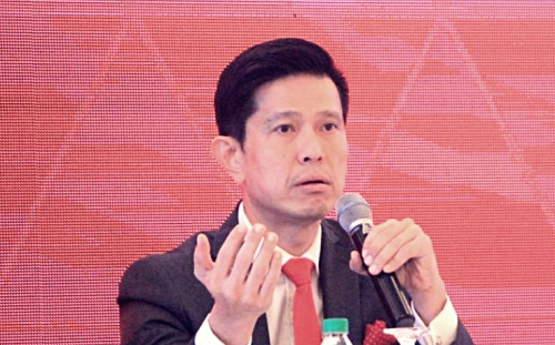Ông Neo Gim Siong Bennett - Chủ tịch HĐQT Công ty cổ phần Nước giải khát Chương Dương. Ảnh: HP.