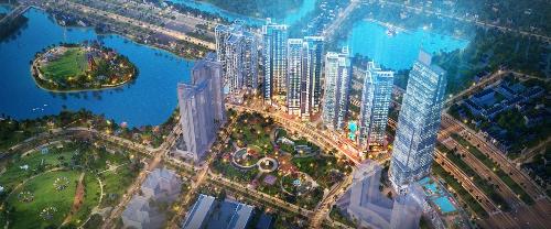 Eximrs phân phối dự án Eco Green Sài Gòn - 1
