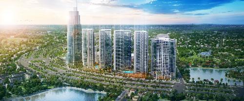Eximrs phân phối dự án Eco Green Sài Gòn