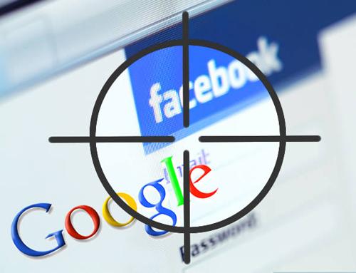 Google, Facebook là hai trong số những doanh nghiệp cơ quan thuế đang gặp khó khăn trong tìm hiểu hoạt động để thu ngân sách.