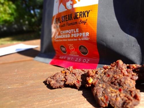 Một trong các sản phẩm thịt khô củaChefs Cut Real Jerky. Ảnh:Chefs Cut Real Jerky