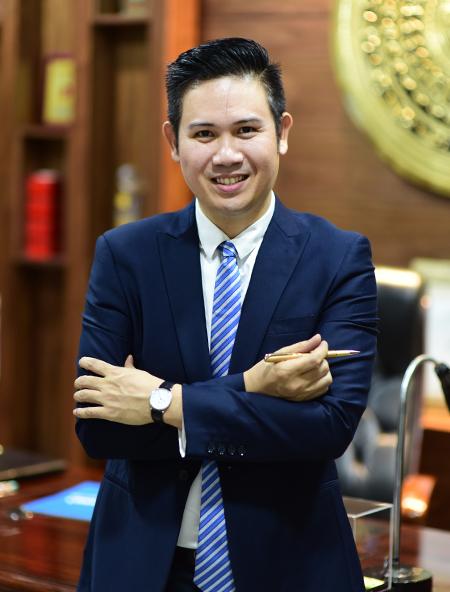 Chủ tịch Asanzo Phạm Văn Tam kỳ vọng IPO sẽ giúp doanh nghiệp trở thành tập đoàn công nghệ hàng đầu Việt Nam.