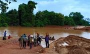 Công ty Hàn Quốc nguy cơ khủng hoảng sau vụ vỡ đập ở Lào