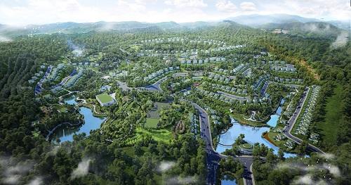 Ivory Villas & Resort với quy mô rộng lớn 66ha. Website:www.ivoryvillas.com.vn. Hotline: 1900 588 886.