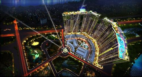 Sunshine City giành giải thưởng ở hạng mục Nhà ở hạng sang tốt nhất Việt Nam 2018- Best Luxury Landed Development.
