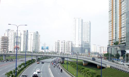 Thị trường căn hộ khu Đông TP HCM đang sôi động mô hình dịch vụ ở ké online. Ảnh: Vũ Lê