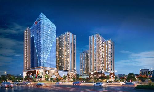 Dự án Hinode City giành hai giải thưởng tại Dot Property Award 2018.