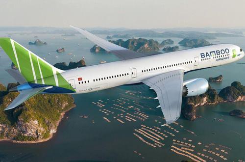 Bamboo Airways sẽ bay đếnThanh Hóa, Quy Nhơn, Quảng Bình, Cần Thơ...
