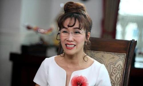 Tổng giám đốc kiêm nhà sáng lập VietJet - bà Nguyễn Thị Phương Thảo. Ảnh: Bloomberg