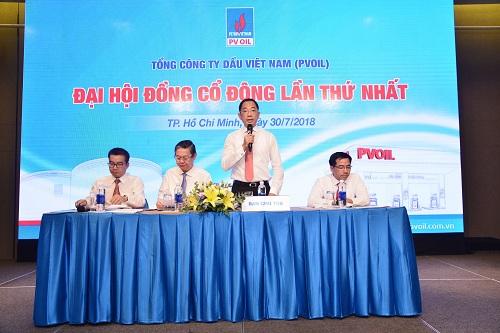 PVOIL tổ chức thành công Đại hội đồng cổ đông lần thứ nhất - page 2