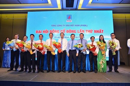 PVOIL tổ chức thành công Đại hội đồng cổ đông lần thứ nhất - page 2 - 3