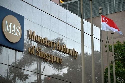 Chính phủ Singapore tạosự gắn kết chặt chẽ với các tổ chức tài chính.