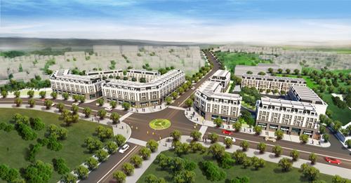 Vị trí đẹp của Eastern Park trong quần thể khu đô thị.Liên hệ.Website: gardencity.vn. Hotline: 0912 833 333.
