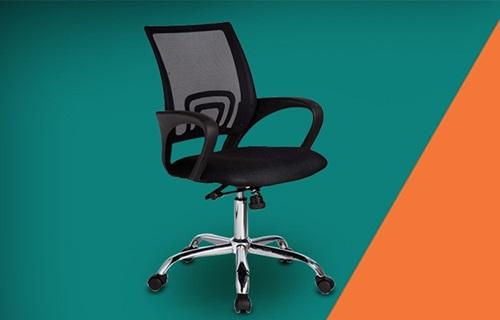 Nội thất IBIE hiện đại giá từ 399.000 đồng. Ghế xoay văn phòng PV505 là loại phổ biến, giá rẻ và phù hợp với cả không gian văn phòng và nhà ở.