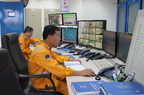 Trong 6 tháng đầu năm 2018, Khí Đông Nam Bộđạt doanh thu 17.902 tỷ đồng.