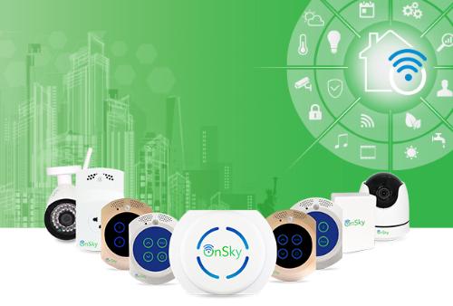 Smart home OnSky với công nghệ đột phá và thiết kế sáng tạo từ thung lũng Silicon, Mỹ.