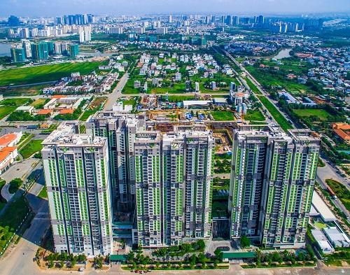 Dự án căn hộ Vista Verde do CapitaLand phát triển tại quận 2, TP HCM.