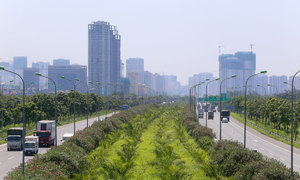 Cuộc chuyển mình 10 năm của kinh tế Hà Nội