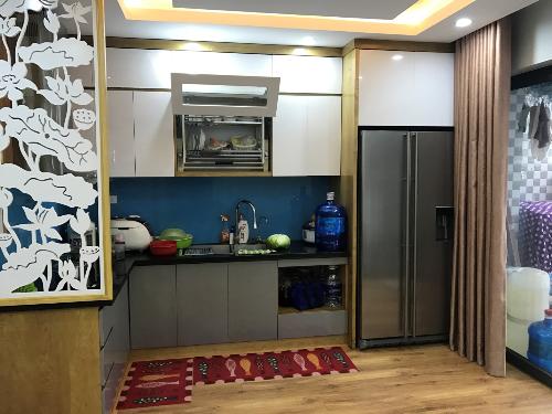 Bên trong căn hộ 10 triệu đồng một m2 của khu đô thị Thanh Hà