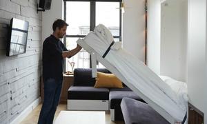 Căn hộ chỉ to hơn phòng trọ giá 750.000 USD ở New York