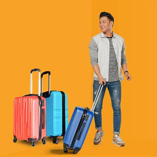 Vali du lịchgiá tiết kiệm đến 50%, chỉ từ 550.000đồng. Sản phẩm được thiết kế tinh tế, hiện đại với nhiều kiểu dáng, chất liệu đảm bảo.