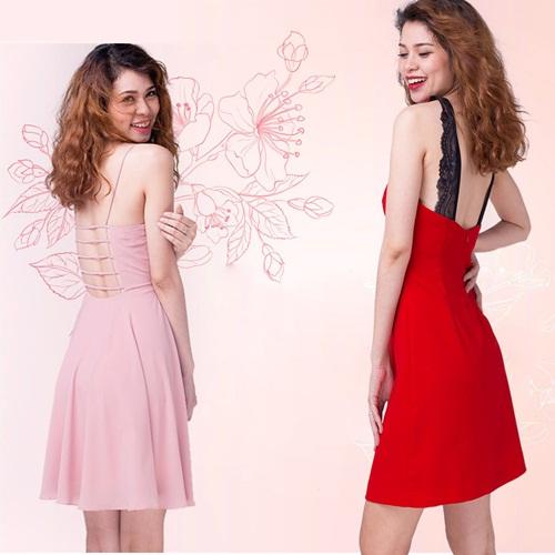 BST đầm nữ mới nhất củaEdengiảm đến 50%. Có nhiều loại đầm để phái đẹp lựa chọn như: ren, xòe,đầm cổ chữ V, thời trang công sở,đầmdáng suông hay ôm...Nhập code giảm thêm 10% cho đơn hàng từ 600.000 đồng.