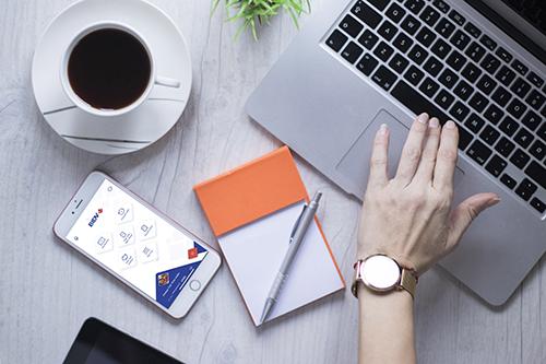 Ngày càng nhiều khách hàng BIDV ưa chuộng giao dịch chuyển tiền qua ứng dụng BIDV SmartBanking.