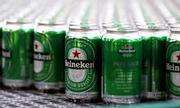 Heineken mua cổ phần hãng bia lớn nhất Trung Quốc