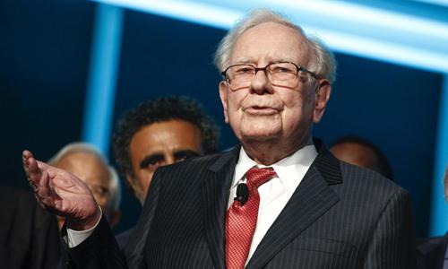 Huyền thoại đầu tư người Mỹ - Warren Buffett. Ảnh: AP