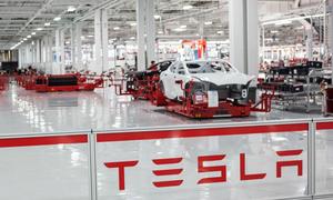 Lý do Tesla vẫn chưa được xem là hãng sản xuất ôtô