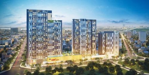 Dự án căn hộ cao cấp ven Hồ Tây hút khách
