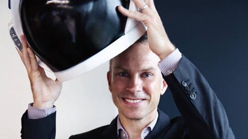 Scott Beaumont - người lãnh đạo hoạt động của Google tại Trung Quốc. Ảnh: FT
