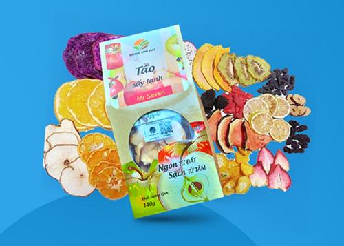 Detox hoa quả sấy lạnhcó giá từ 12.000 đồng. Sản phẩm được kiểm định, trải qua quy trình sản xuất nghiêm ngặt trước khi đưa đến tận tay người tiêu dùng.