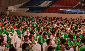 Hàng nghìn tài xế tham gia ngày hội của Grab