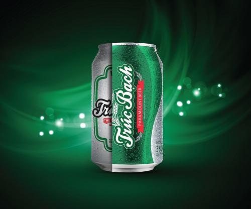 Bia Trúc Bạch ra mắt nhận diện thương hiệu mới nhân dịp 60 năm truyền thống.