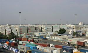 Nhiều doanh nghiệp từ chối nhận container phế liệu
