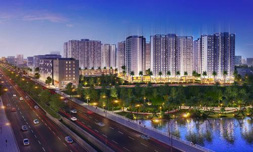 Phối cảnh một dự án chủ đầu tư liên doanh với nhà đầu tư nước ngoài để thực hiện.