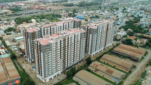 Tiến độ xây dựng tại Him Lam Phú An (32 Thủy Lợi, phường Phước Long A, quận 9, TP HCM). Liên hệ dự án qua hotline 0939559659 hoặc tại đây.