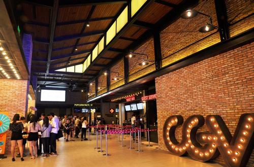 Chuỗi rạp chiếu phimCGV Việt Nam được PNC xem là con gà đẻ trứng vàng.