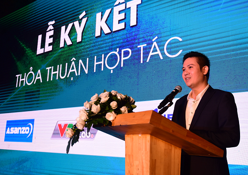 Ông Phạm Văn Tam  Chủ tịch HĐQT khẳng định hợp tác giữa nhà sản xuất thiết bị và bên cung cấp dịch vụ truyền hình trực tuyến nhằm gia tăng tiện ích cho người dùng và nâng cao chất lượng sản phẩm, dịch vụ.