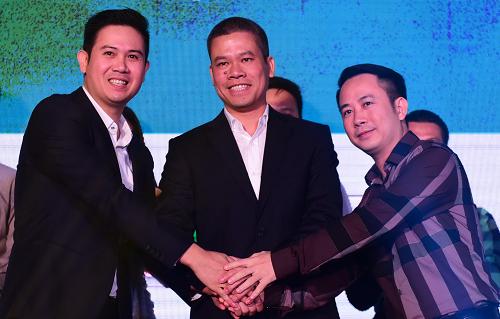 Đại diện Asanzo và VTVcab ký thỏa thuận hợp tác triển khai ứng dụng xem truyền hình trên TV và smartphone vào ngày 8/8.