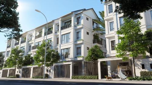 Chính thức khởi công dự án liền kề Dahlia Homes KĐT Gamuda Gardens - 1