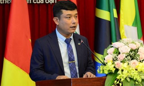 Ông Đỗ Mạnh Hùng - tân Tổng giám đốc Viettel Global. Ảnh: Tập đoàn Viettel