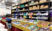 MM Mega Market giảm giá hơn 400 sản phẩm mùa tựu trường
